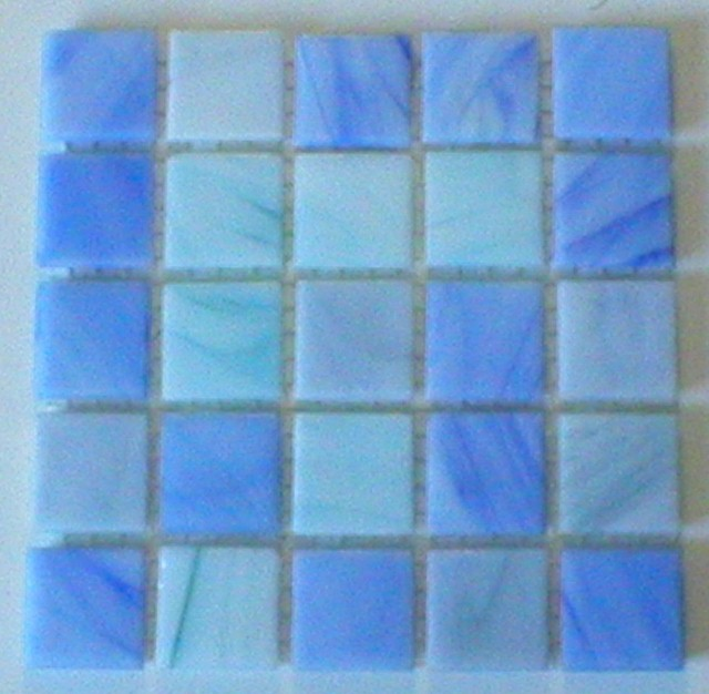 Cloud Blue Blend 3/4x3/4 Item Discontinued. Please Check    Stock