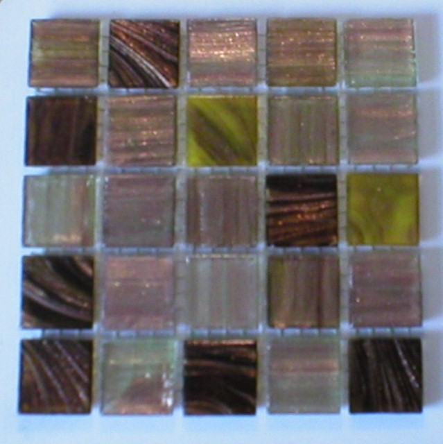 Metallic Forest Blend 3/4x3/4 Item Discontinued. Please    Check Stock