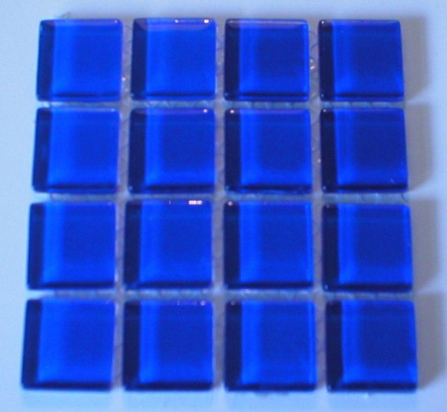 Royal Blue 1x1 Item Discontinued. Please Check Stock